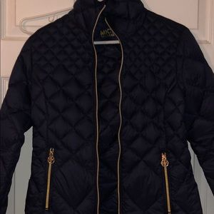 Michael Kors blue jacket